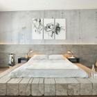 мебель в минималистичной спальне (29)