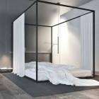 мебель в минималистичной спальне (41)