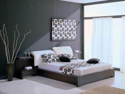 мебель в минималистичной спальне (51)