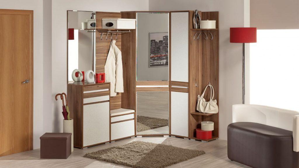 Мебель для маленьких прихожих дизайн фото