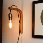 освещение гостиной лофт (15)