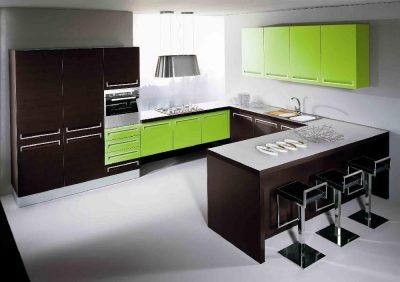 Планировка угловой кухни (50)