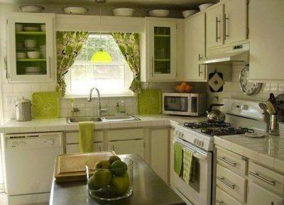 что поставить в угол кухни (19)