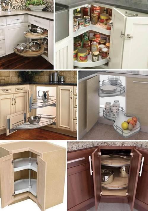 Как сделать угловая кухня