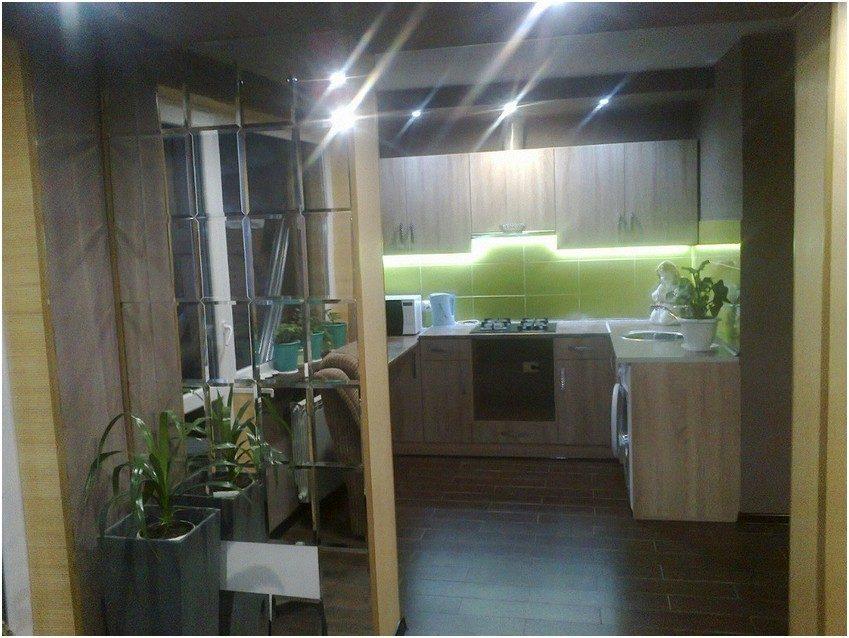 декорирование кухни в хрущевке (15)