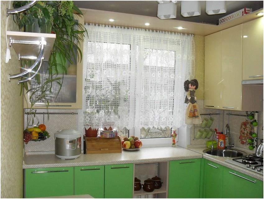 Идеи для маленькой кухни в хрущевке фото
