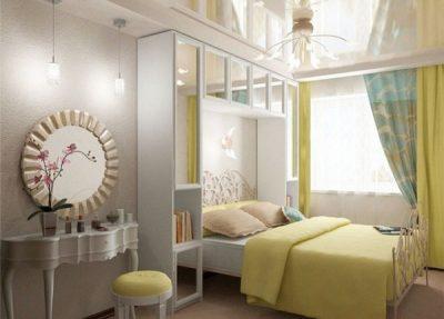 декорирование спальни в хрущевке (22)