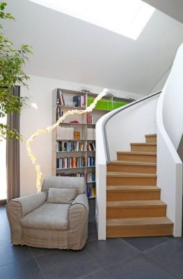Виды лестниц на второй этаж