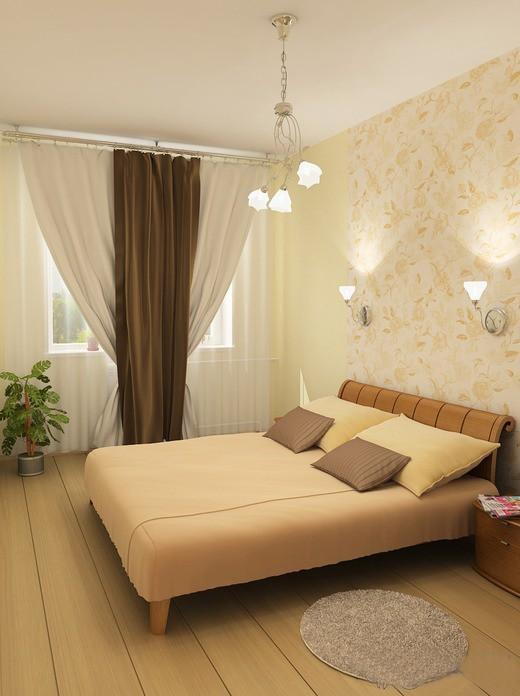 Спальни в брежневке дизайн