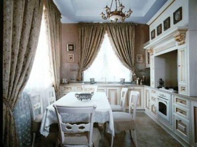 кухня в классическом стиле (14)