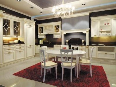 кухня в классическом стиле (17)