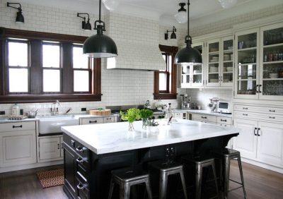 кухня в классическом стиле (20)