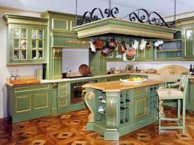 кухня в классическом стиле (6)