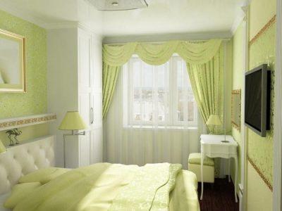 мебель для маленькой спальни (45)
