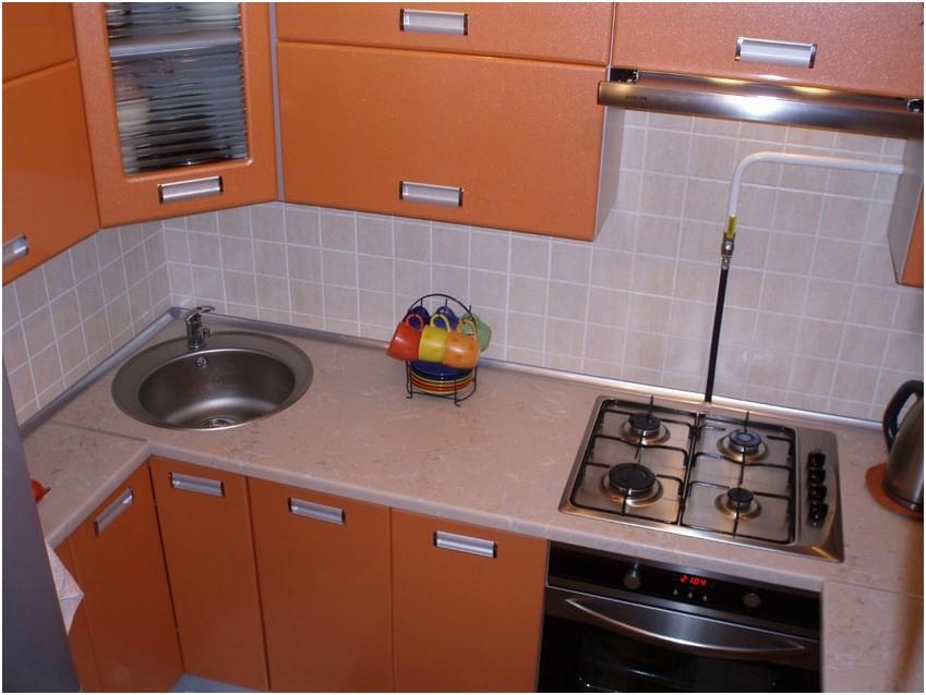 Кухня в хрущевке дизайн маленькие