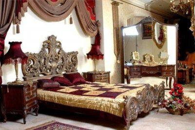 мебель для спальни барокко (11)