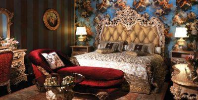 мебель для спальни барокко (15)