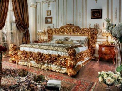 мебель для спальни барокко (17)