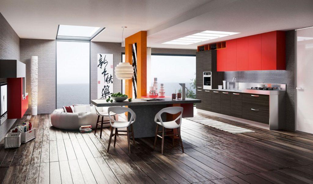 мебель на кухню hi-tech (5)