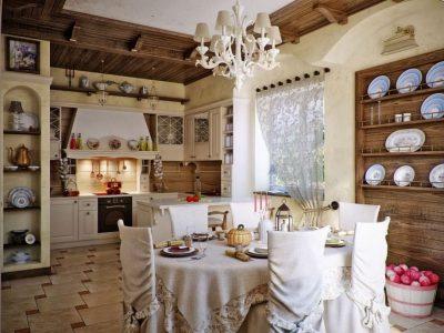 мебель в кантри кухню (29)