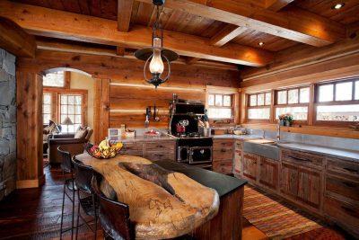 мебель в кантри кухню (9)