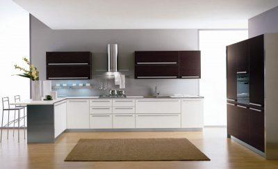 мебель в кухне модерн (57)
