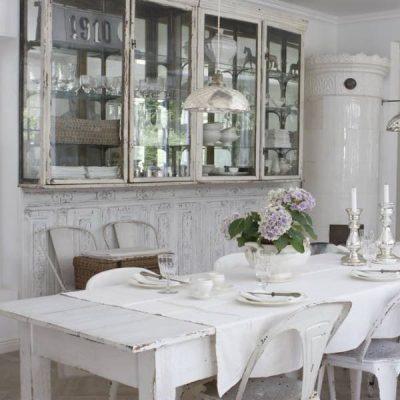 мебель в кухню шебби шик (12)