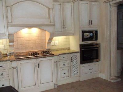 мебель в кухню шебби шик (27)