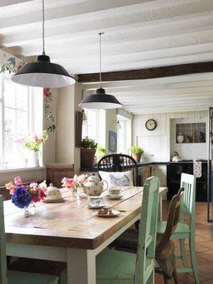 оформление классической кухни (17)