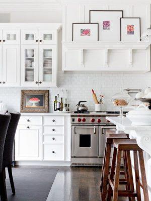оформление классической кухни (19)