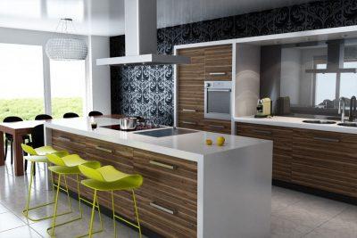 оформление кухни модерн (44)