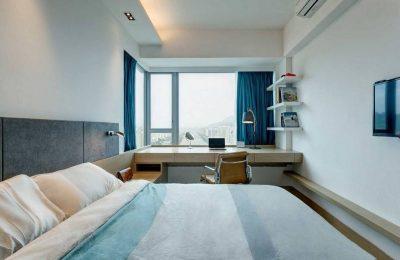 особенности маленьких спален (8)