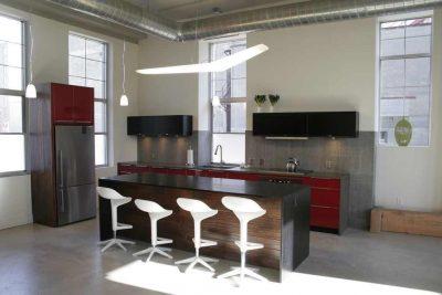 освещение кухни лофт (16)