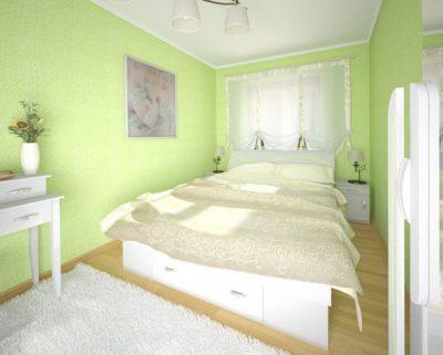 освещение в спальне-хрущевке (5)