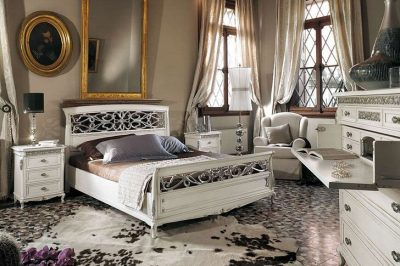 отделка спальни барокко (2)