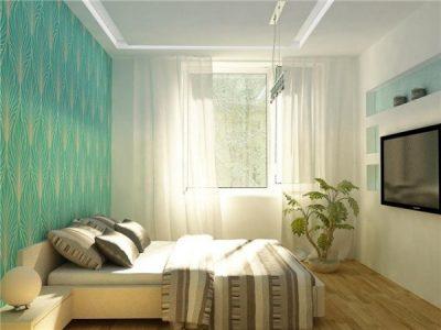 планировка спальни в хрущевке (7)