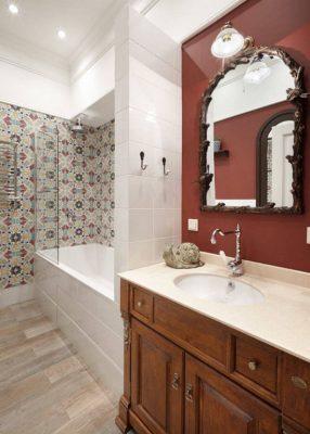 Дизайн ванной комнаты 2017 фото