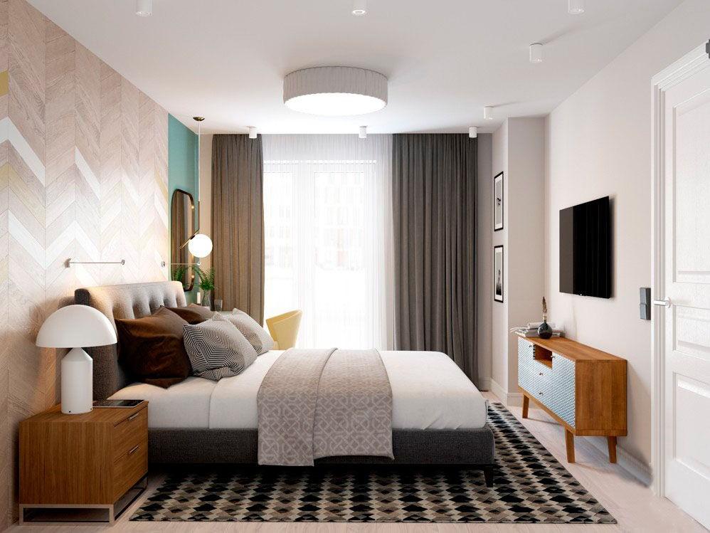 Спальни дизайн 2017-2018 года новинки и цены