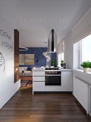 дизайн кухни 2017 (5)
