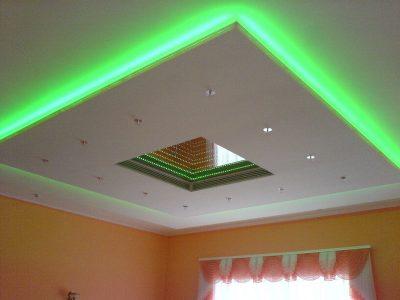 гипсокартонные потолки 2017 (15)