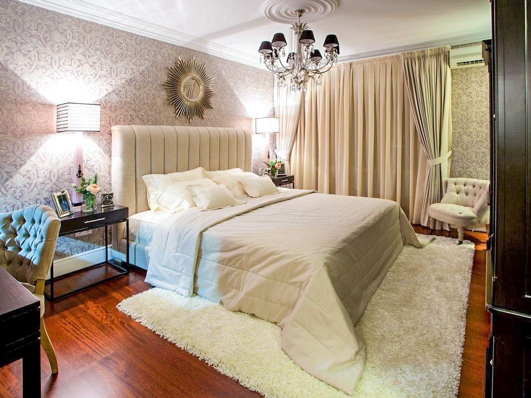 Модные спальни 2017 год фото