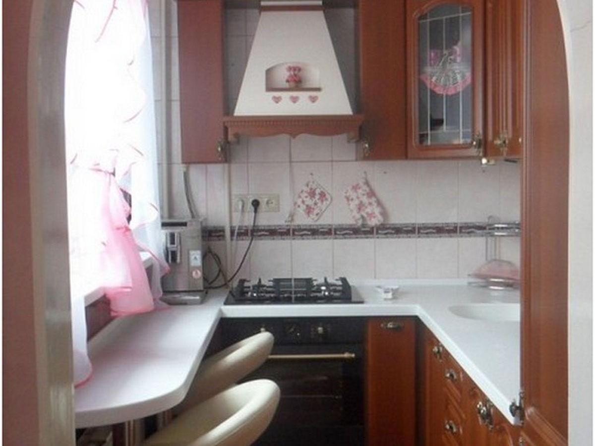 Ремонт кухни в квартире фото своими руками в хрущевке