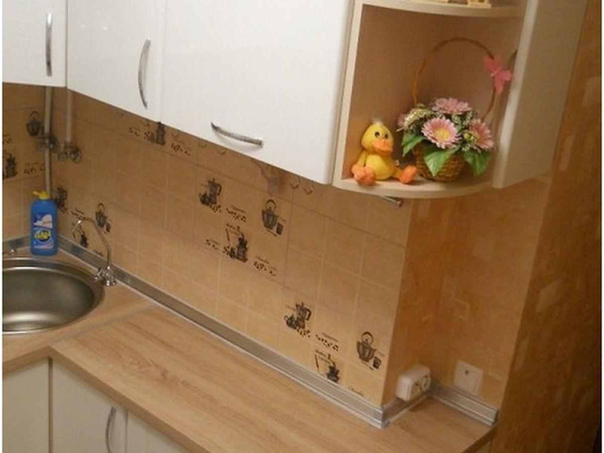 Ремонт кухни своими руками в хрущевке