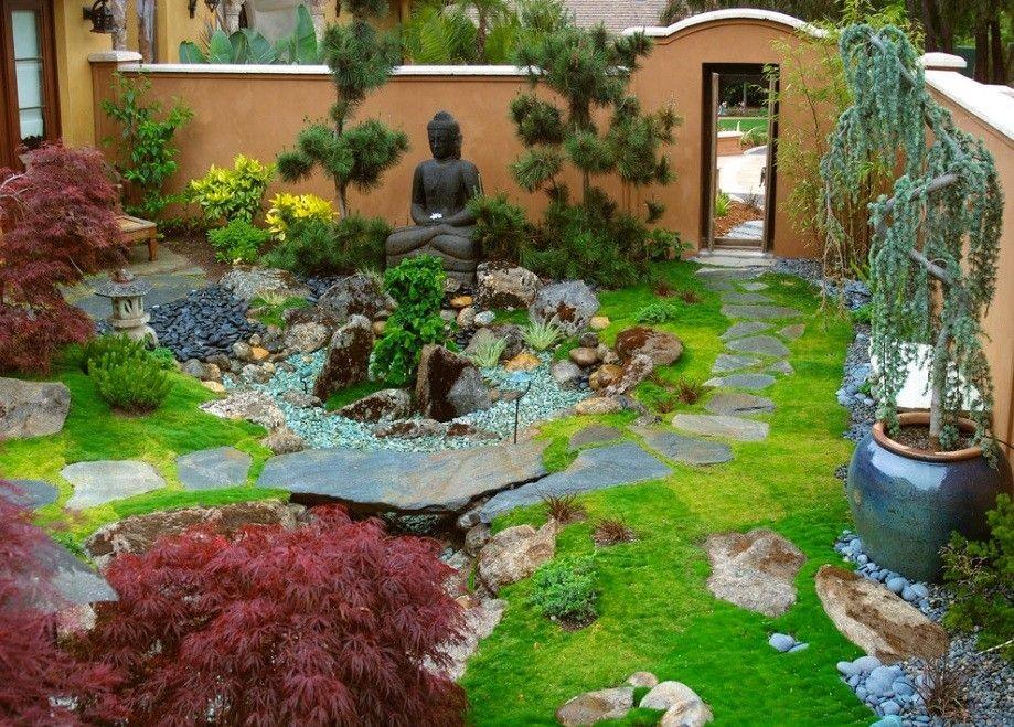 Сады дизайн своими руками