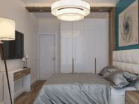Дизайн маленькой спальни — выбор стиля и цветовой гаммы